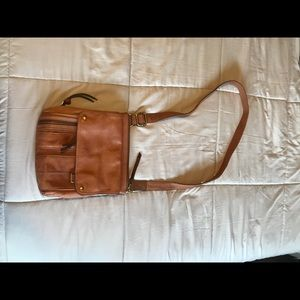 Fossil Morgan Crossbody